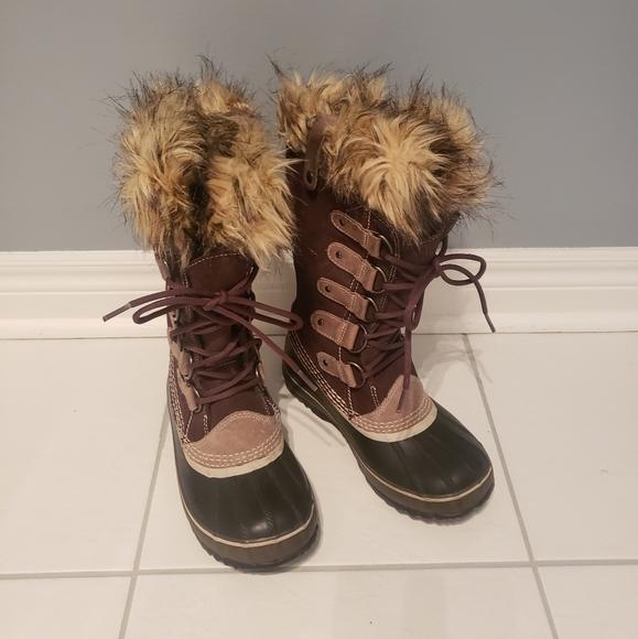 Sorel Joan of arc womens boots